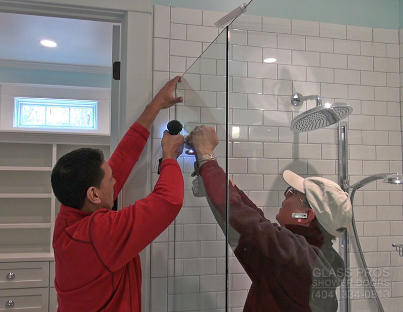Frameless Shower Doors Atlanta Glass Enclosure