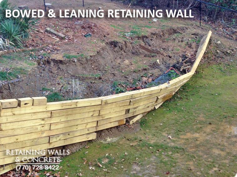 Retaining Walls Roswell Ga Free Estimates Residential